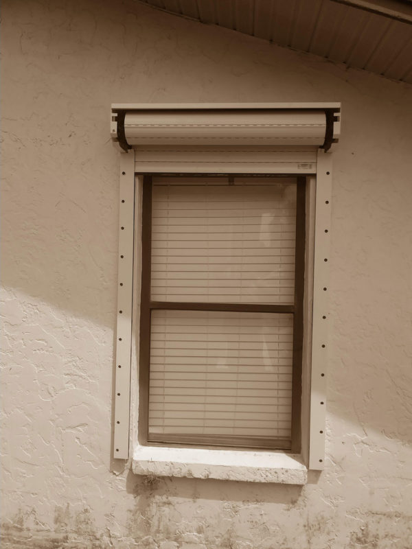 Hurricaneguard Shutter Systems Free On-Site Estimates
